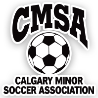 Calgary Minor Soccer Association Logo