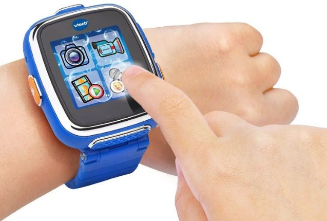 Make Your List and Then Think Twice: Smart Watches for Kids