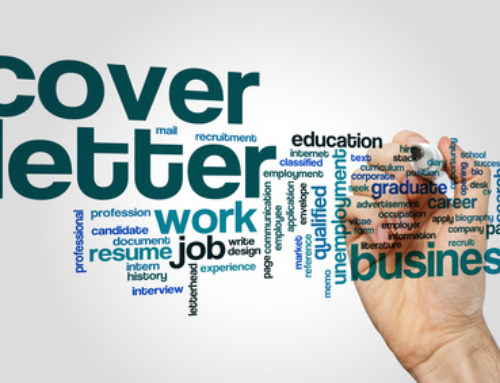 Cover Letters – Why Bother?