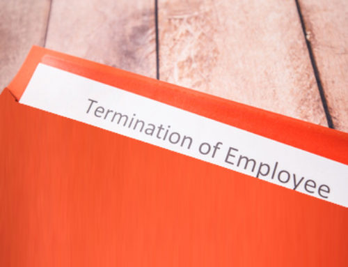 Terminating Employment with Respect