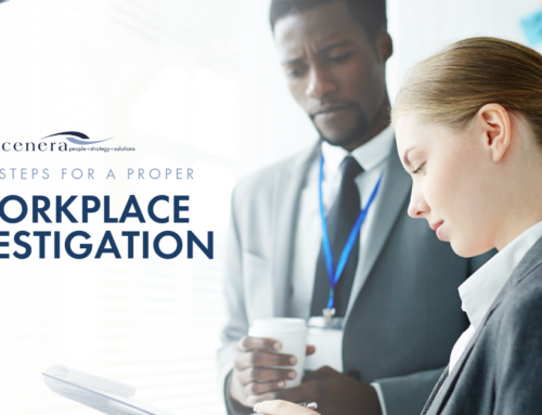 5 Key Steps for a Proper Workplace Investigation