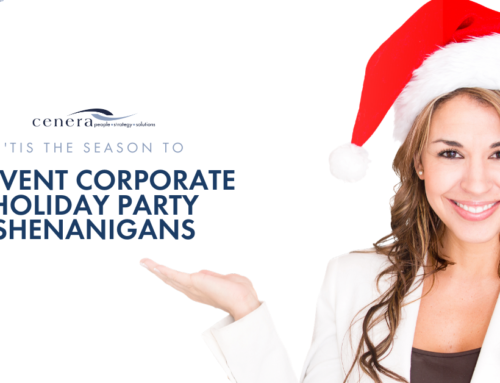 'Tis The Season To Prevent Corporate Holiday Party Shenanigans