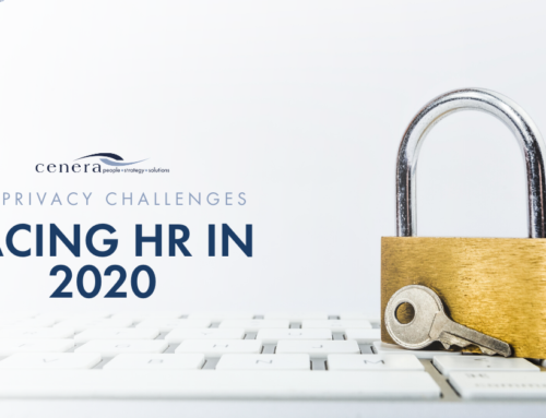 Top Privacy Challenges Facing HR in 2020