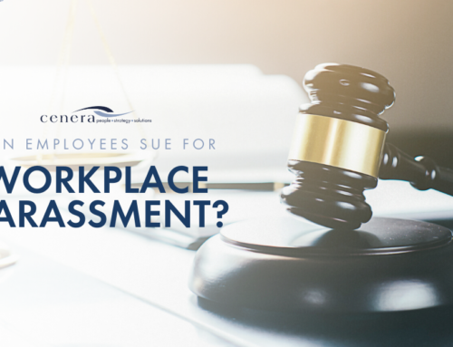 Can Employees Sue for Workplace Harassment?