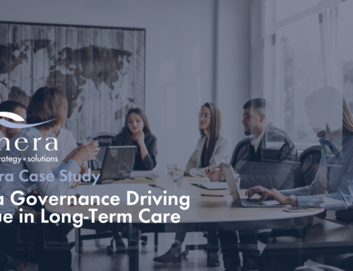 Case Study: Data Governance Driving Value in Long-Term Care