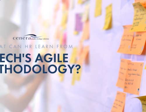 What Can HR Learn from Tech's Agile Methodology?