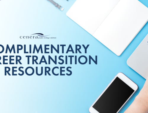 Complimentary Career Transition Resources