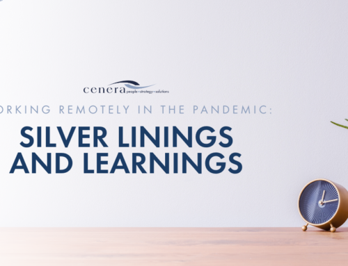 Working Remotely in the Pandemic: Silver Linings and Learnings