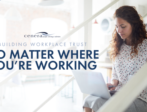 Building Workplace Trust No Matter Where You're Working