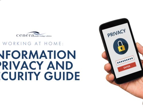 Working at Home: Information Privacy and Security Guide