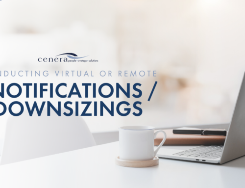 Conducting Virtual or Remote Notifications/Downsizings