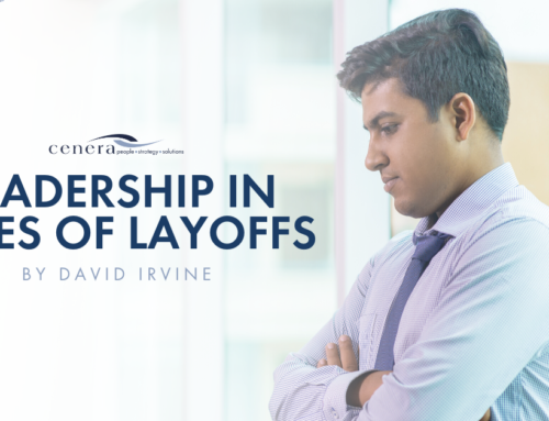 Leadership in Times of Layoffs