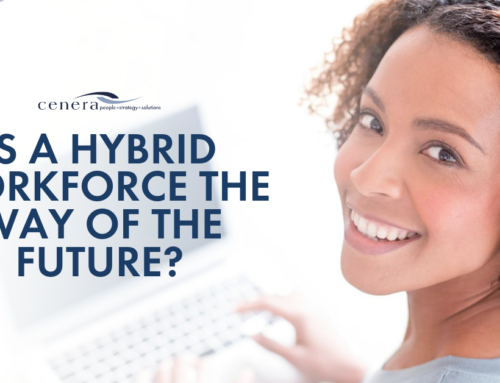 Is a Hybrid Workforce the Way of the Future?
