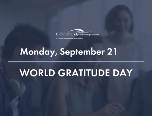 Cenera Celebrates World Gratitude Day
