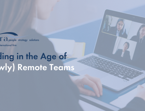 Leading in the Age of (Newly) Remote Teams