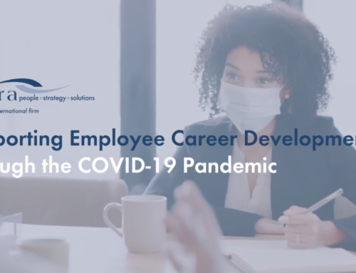 Supporting Employee Career Development Through the COVID-19 Pandemic