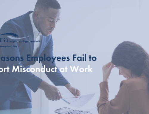 3 Reasons Employees Fail to Report Misconduct at Work