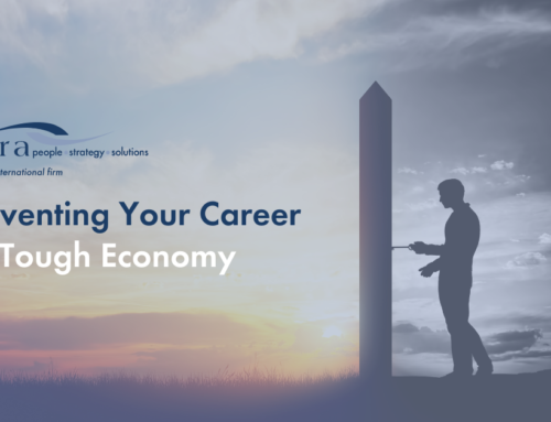 Reinventing Your Career in a Tough Economy