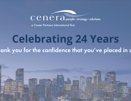 Cenera Celebrates 24 Years
