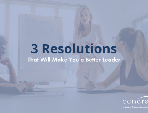3 Resolutions That Will Make You a Better Leader