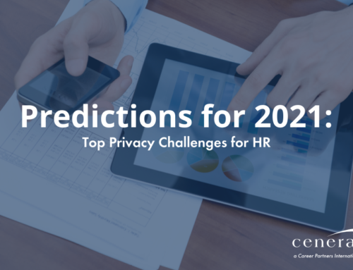 Predictions for 2021: Top Privacy Challenges for HR