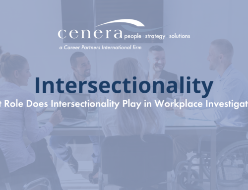 What Role Does Intersectionality Play in Workplace Investigations?