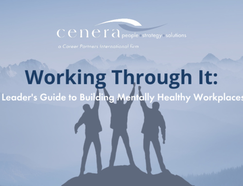 Working Through It: a Leader's Guide to Building Mentally Healthy Workplaces