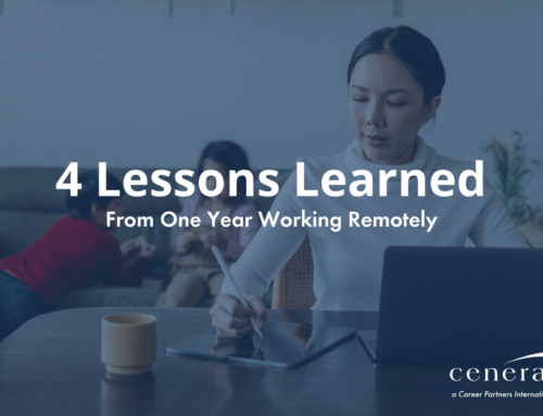 4 Lessons Learned from One Year Working Remotely