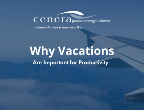 Why Vacations Are Important for Productivity