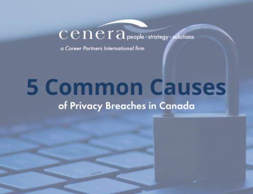 5 Common Causes of Privacy Breaches in Canada