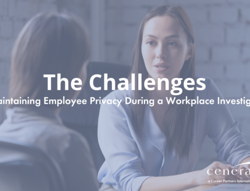 The Challenges of Maintaining Employee Privacy During a Workplace Investigation