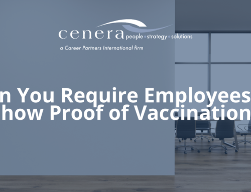 Can You Require Employees to Show Proof of Vaccination?